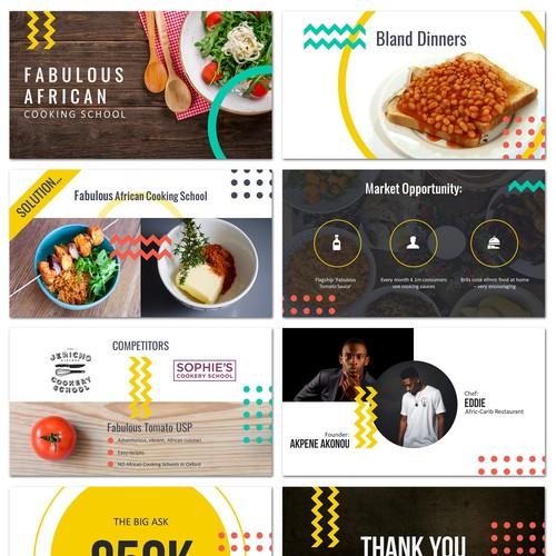 Fabulous African Cooking School