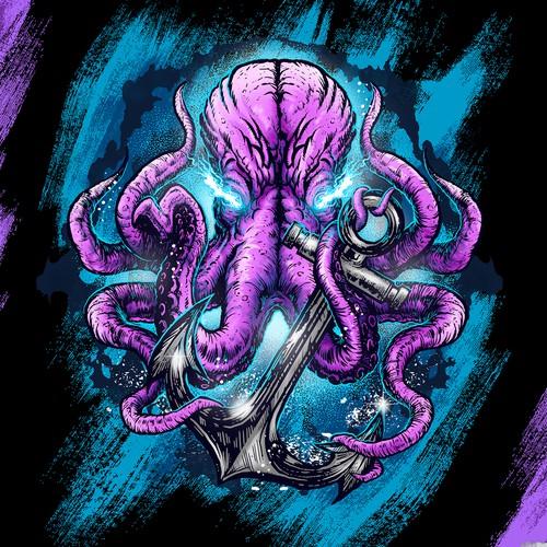 Eletric Octopus