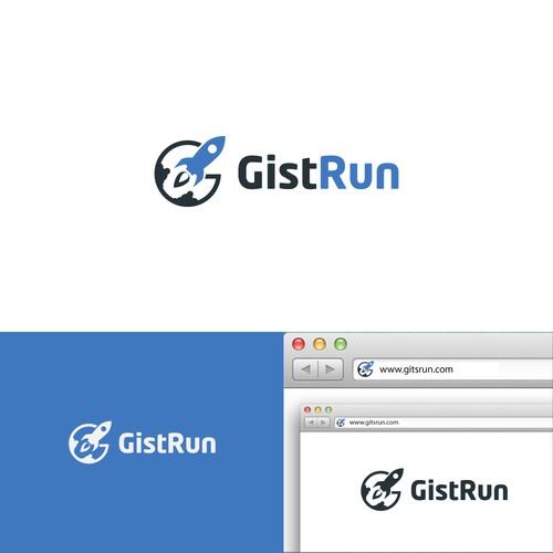 Logo Design for GitsRun