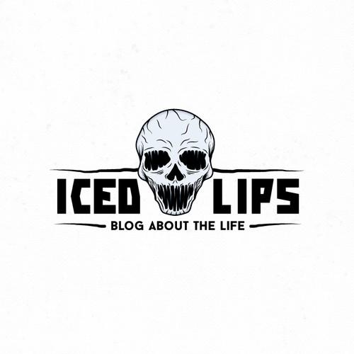 Logo for internet blog.