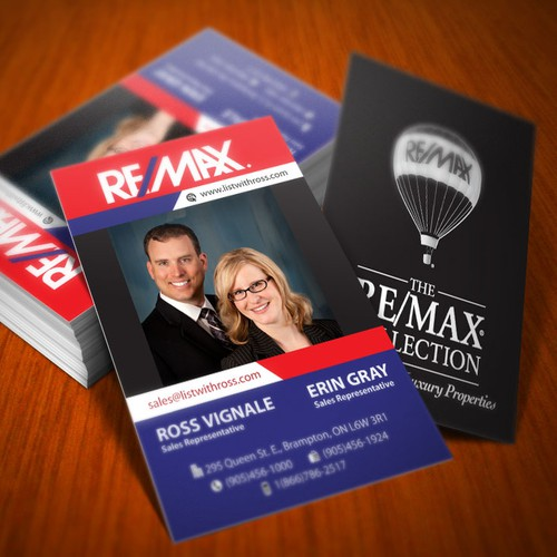 Remax Business Card