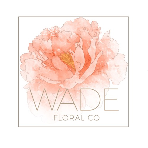 Logodesign for a Florist