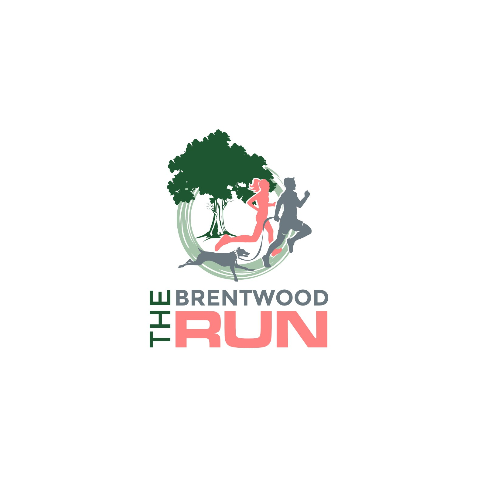 Design a logo for The Brentwood Run 10K!