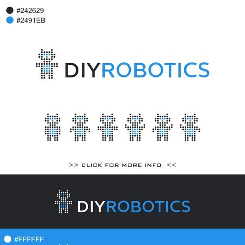 DIYROBOTICS LOGO