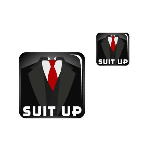 Suit Up App design