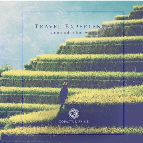 A travel concept's book cover.