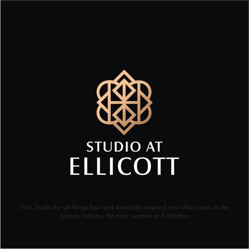 logo for Studio Ellicot (Hair Studio)