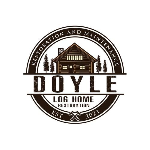 DOYLE LOG HOME RESTORATION