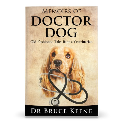 Cover for a Memoir of a Veterinarian