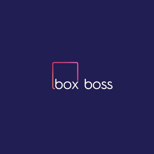 Logo Concept For Box Boss.