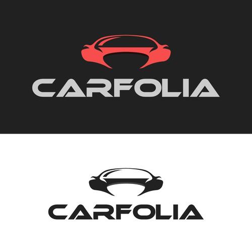 Carfolia Logodesign