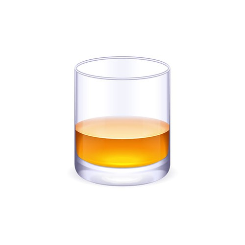 Whisky Glass Icon