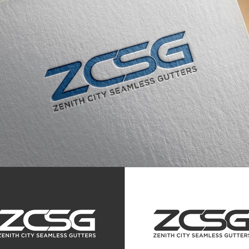 Simple and bold company logo