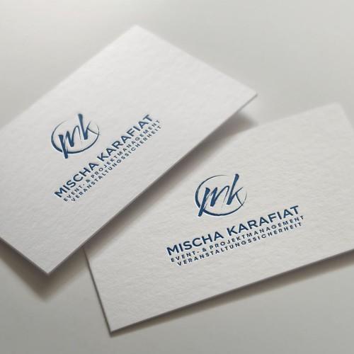 Logo concept for Mischa Karafiat