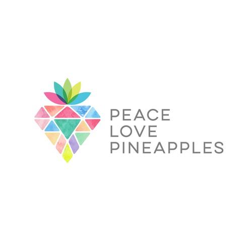 PEACE LOVE PENEAPPLES