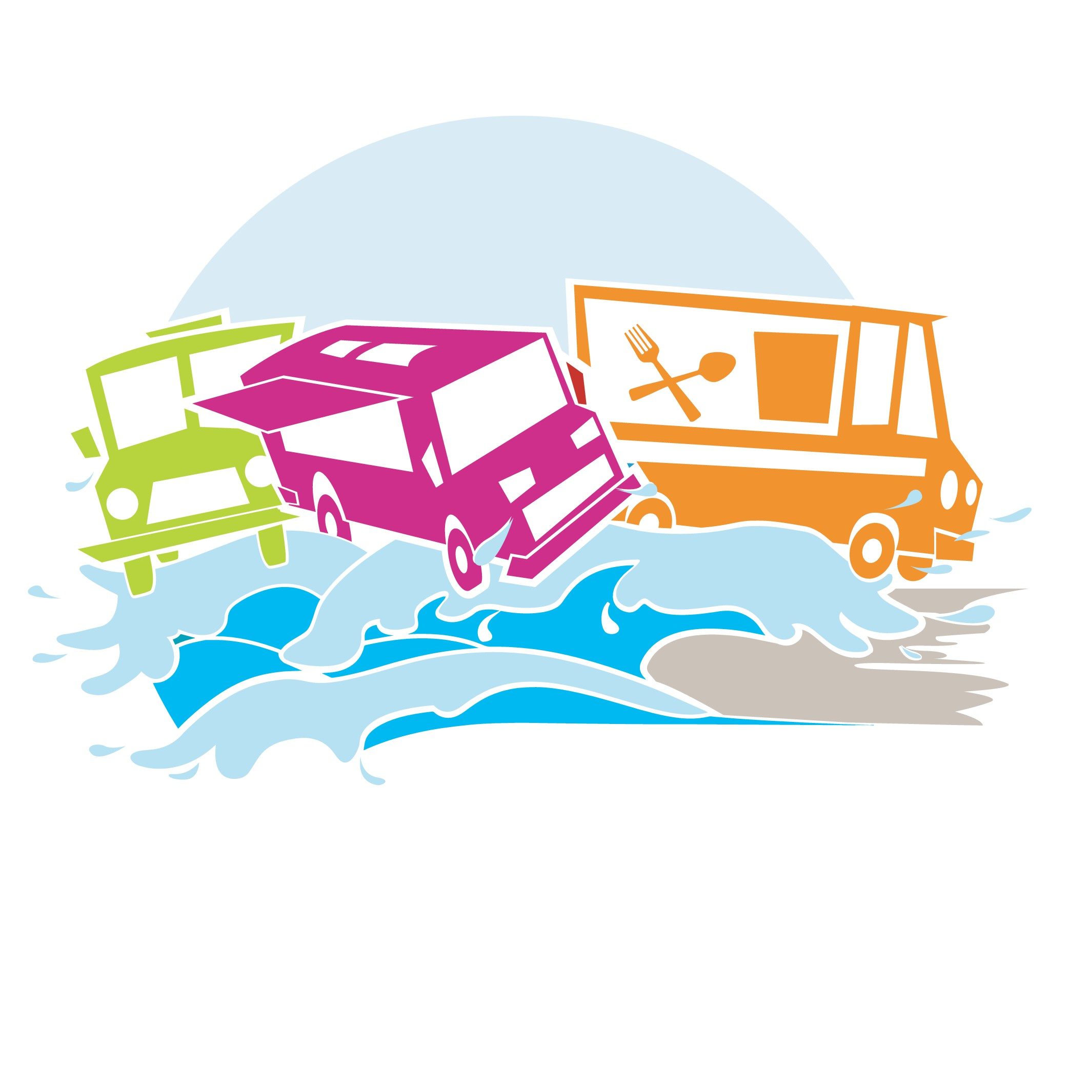 Logo for Southern Seacoast Maine Food Truck Pod