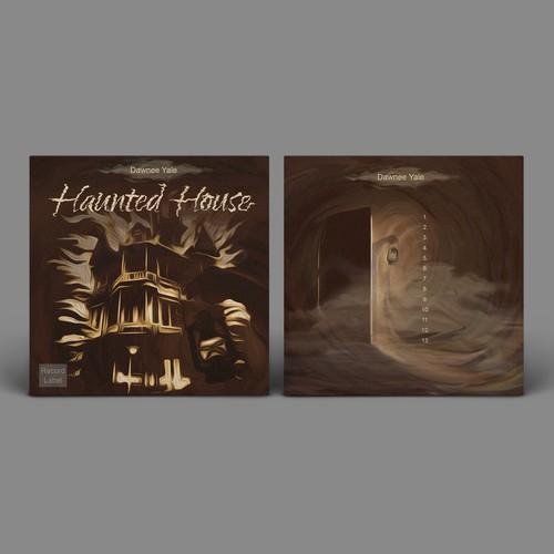 Haunted House Album Cover