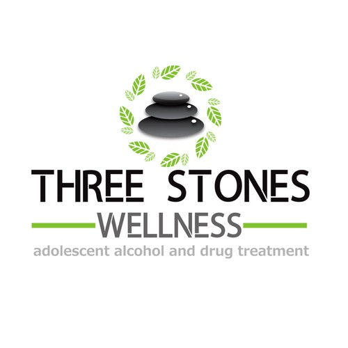 New logo wanted for Three Stones Wellness