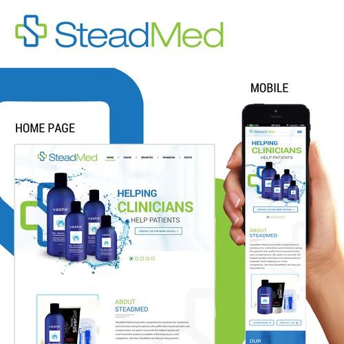 Product Based Custom Creative Website