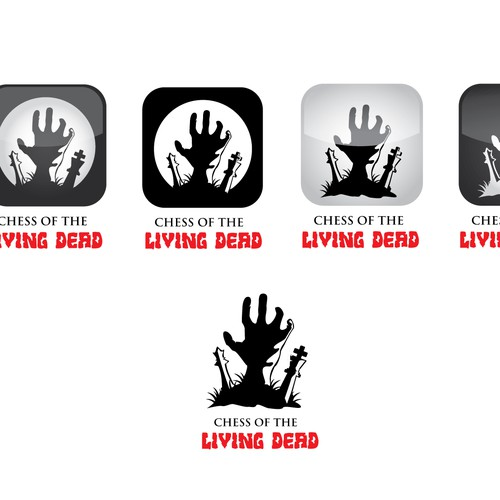 Chess of the Living Dead!   Help design the image for the next big game!