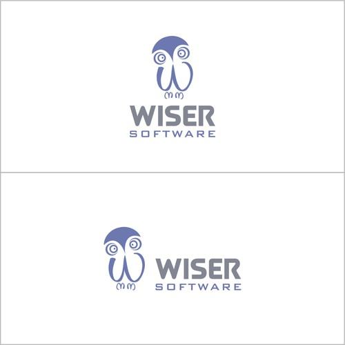 funny logo software company