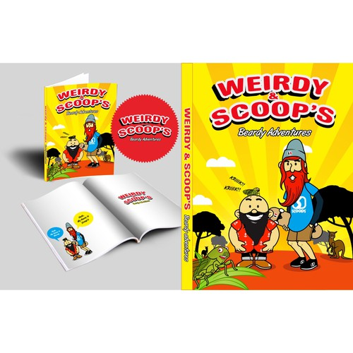 Weirdy & Scoop's Beardby Adventures
