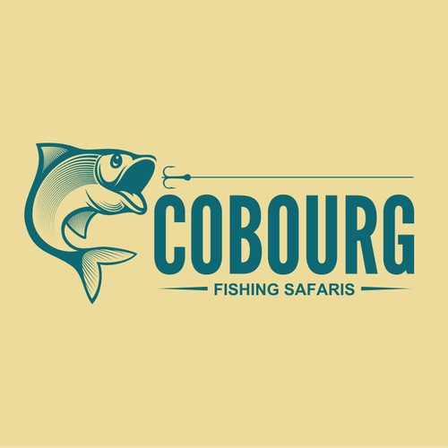 Create the perfect logo for Cobourg Fishing Safaris