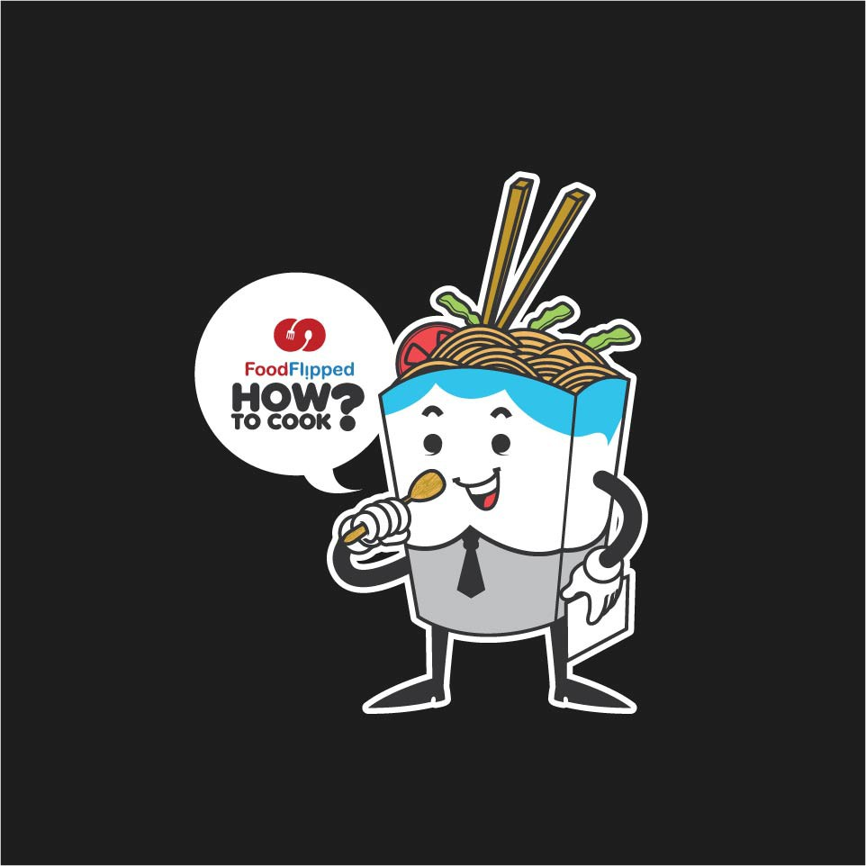 Design Fun T-shirt designs for YouTube Channel Food Flipped!