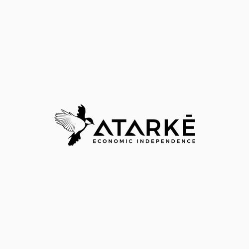 Atarke logo concept