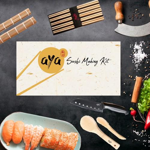 aya sushi kit