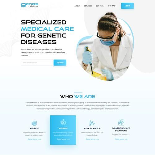 GENOS MÉDICA Centro Especializado en Genética