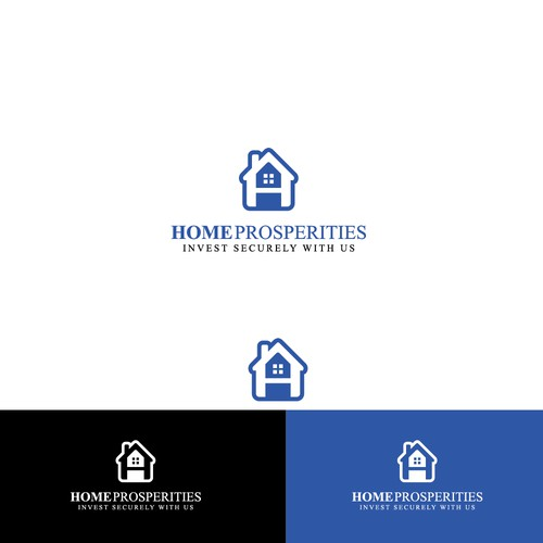 Properties Logo design