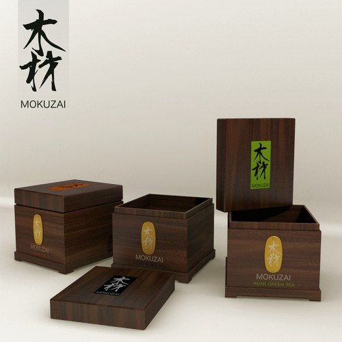 Luxury Tea Wooden Boxes