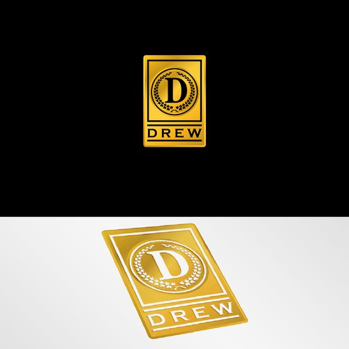 Concept logo gold, coin, metal, selling and investing for our business online .