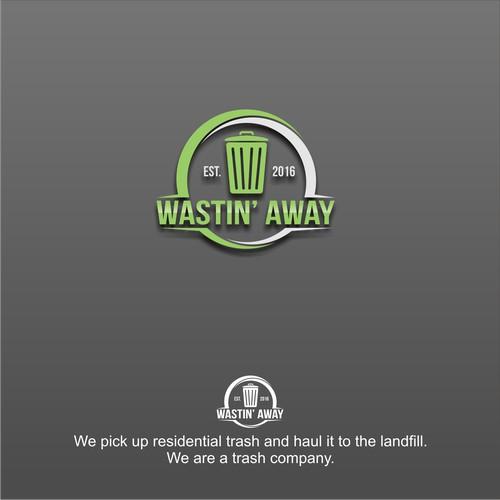 wastin away