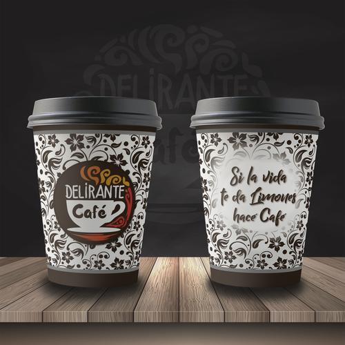 Delirante Café Coffee Cup