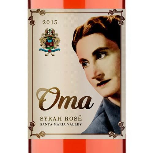 Oma Syrah rose