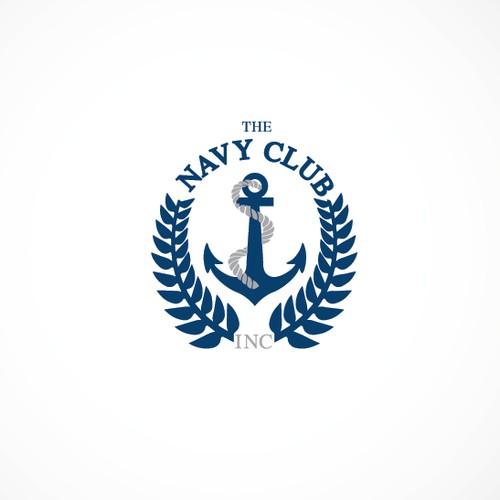 The Navy Club Logo