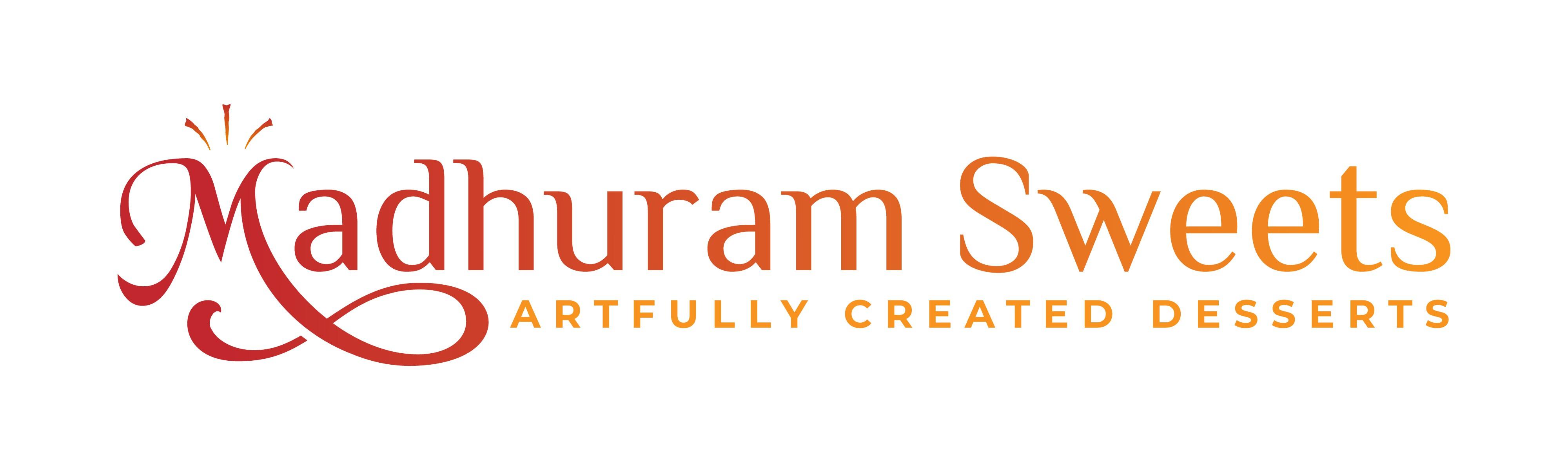 Madhuram Sweets Logo Design
