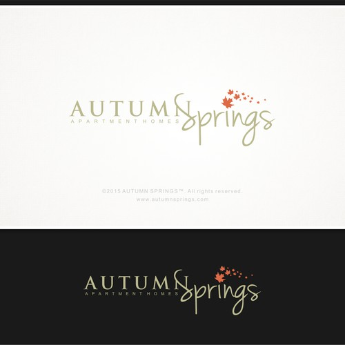 Autumn springs logo