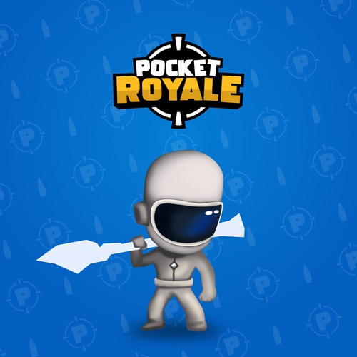 Logo Pocket Royale
