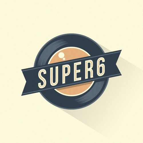 Super6 Logo Design