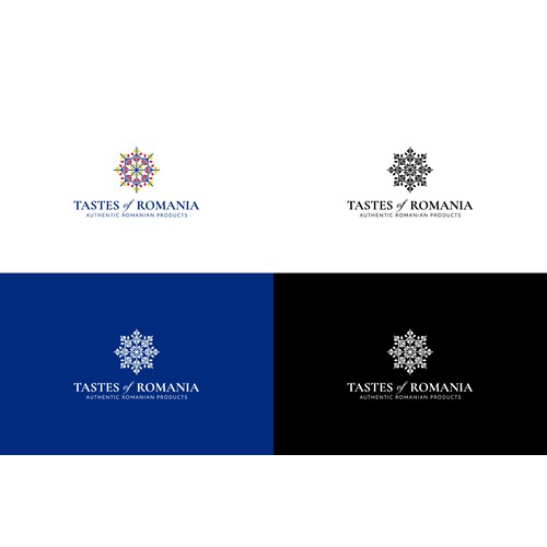 Logo for an online Romanian retail company.