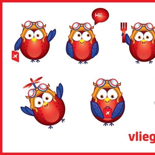 vliegwinkel.nl Mascot