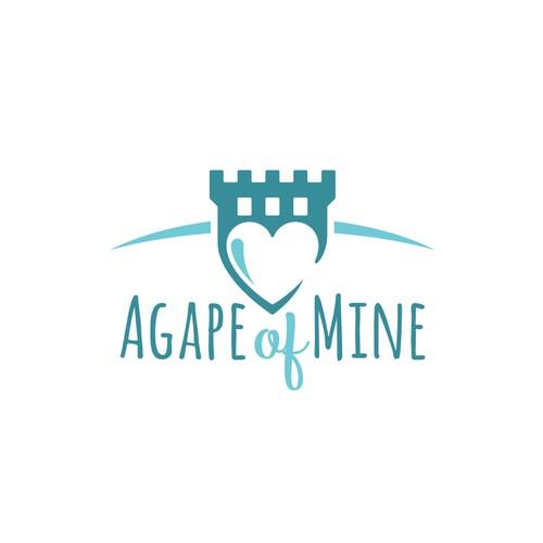 Heart & tower logo