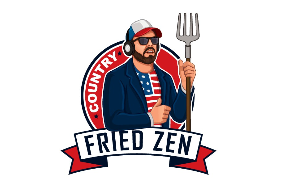 """Introduce """"Country Fried Zen"""" - the Long Lost Love Child of Tony Robbins and Larry the Cable Guy"""