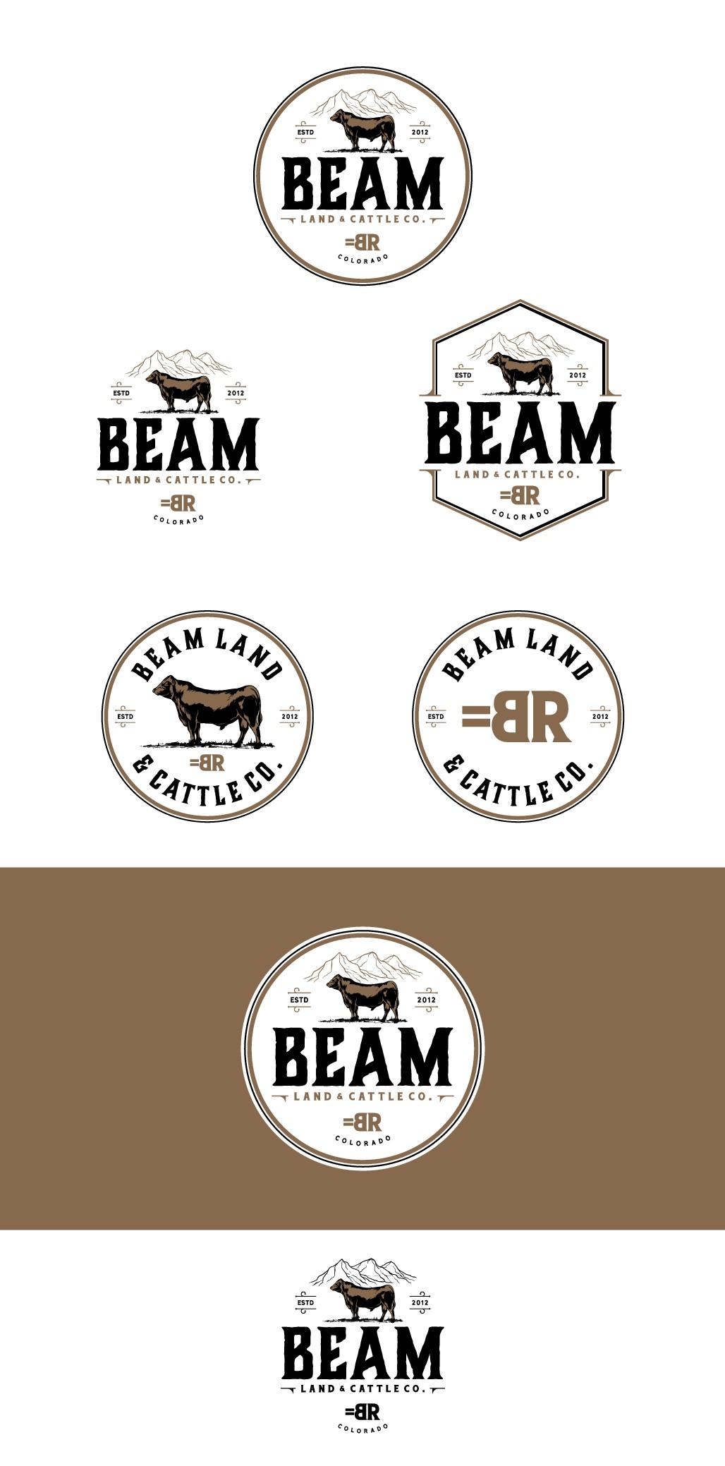 Colorado Cattle Ranch Logo