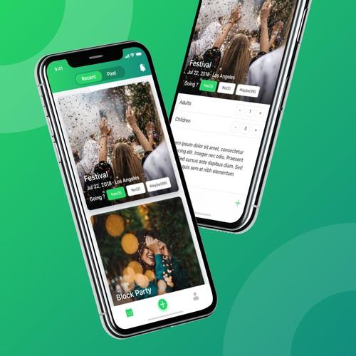 Riipy - Events App