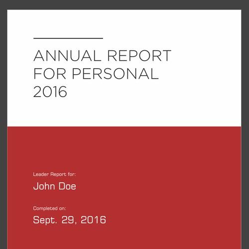 Checkster Report Design