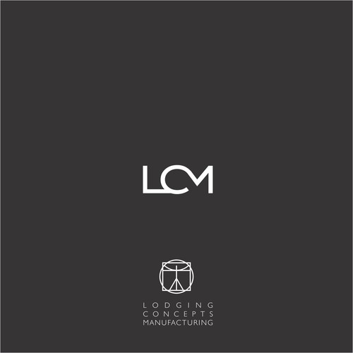 logo for Lodging Concepts Manufacturing (LCM)